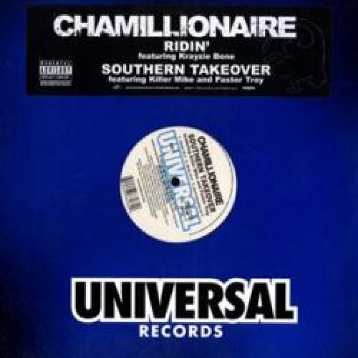 Chamillionaire - Ridin / Southern Takeover