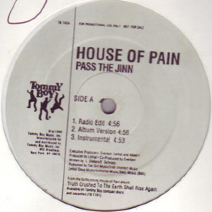 House Of Pain - Pass The Jinn