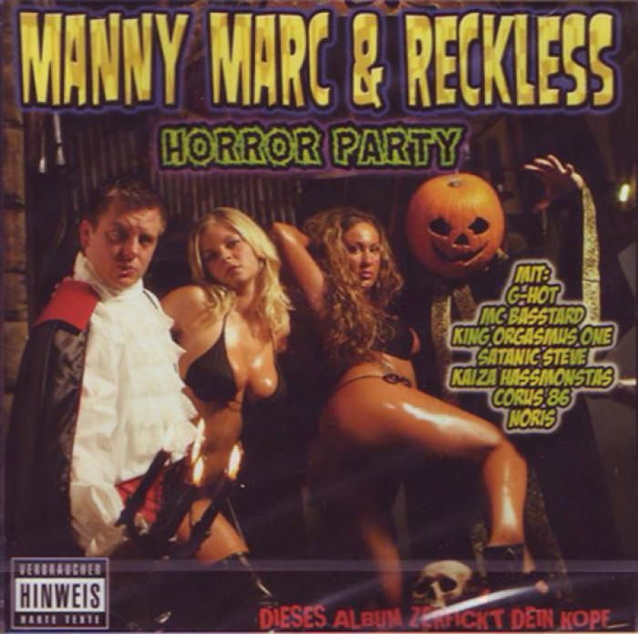 Manny Marc & DJ Reckless - Horror Party
