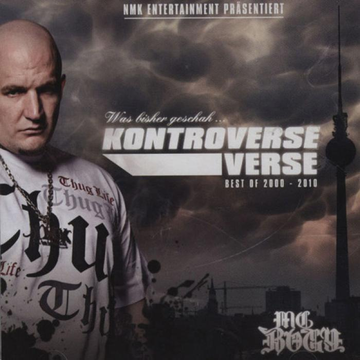 MC Bogy - Kontroverse Verse (Best of 2000-2010)