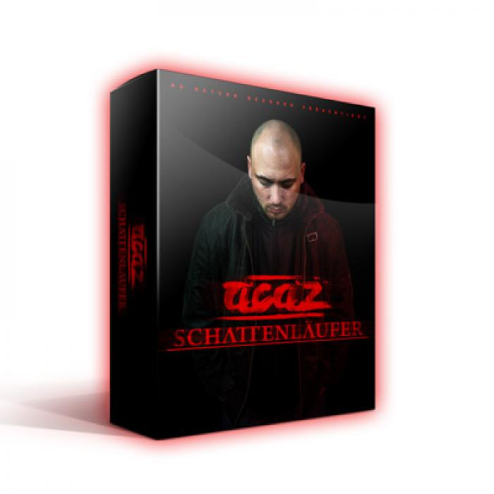 Acaz - Schattenläufer (Limited Box)